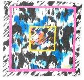 Diane von Furstenberg Splatter Print Scarf