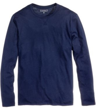 Club Room Men's Long Sleeve Shirt, Created for Macy's