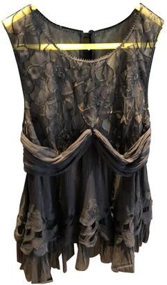 La Perla Black Lace Top for Women