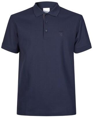 Burberry Monogram Pique Polo Shirt