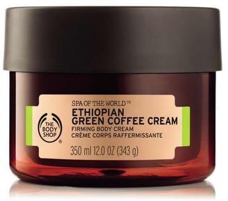 The Body Shop Spa of the World Ethiopian Green Coffee Firming Body Cream