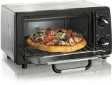 Hamilton Beach 4-Slice Toaster Oven & Broiler