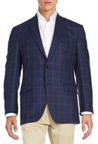 Lauren Ralph Lauren Regular-Fit Windowpane Check Sportcoat