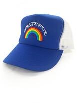 Bun Maternity Grateful Trucker Hat