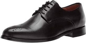 Marc Joseph New York Men's Leather Oxford Lace-Up Wingtip Dress Shoe