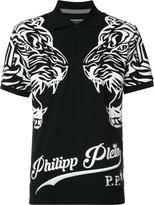 Philipp Plein Lost polo shirt - men - Cotton - XL