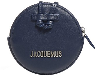 Jacquemus Le Pitchou Strap Coin Purse