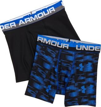 Under Armour Original Blur 2-Pack Boxer Briefs