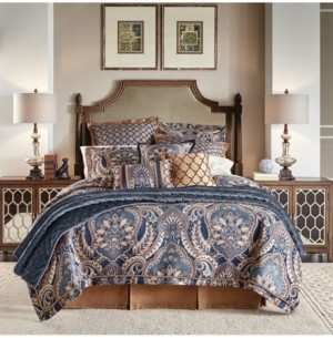 Croscill Aurelio 4-Pc. Queen Comforter Set Bedding