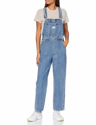Levi's Women's Vintage Overall Shorts