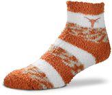 For Bare Feet Women's Texas Longhorns Pro Stripe Sleep Socks