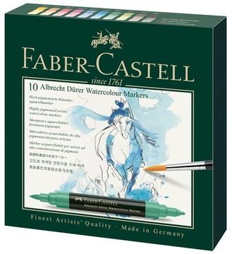 Faber-Castell Albrecht Durer Watercolour Marker Wallet Set of 10