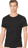 Calvin Klein men's classic crew-neck Undershirt 3-pack u4001