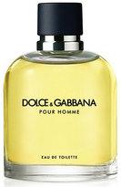 Dolce & Gabbana Pour Homme Eau de Toilette, 2.5 oz.