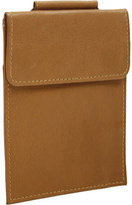 Piel Leather Hanging Passport Holder 2854