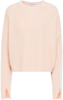 3.1 Phillip Lim Ribbed Wool-blend Sweater