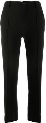 Alysi Straight-Leg Trousers