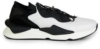 Karl Lagerfeld Paris Mixed-Media Sneakers