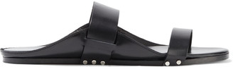 IRO Ewa Studded Leather Slides