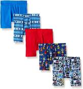 Hanes Toddler Boys 5-Pack Comfortsoft Boxer Brief