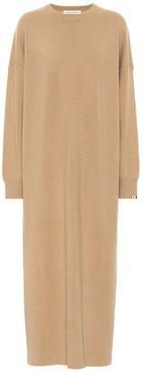 Extreme Cashmere Weird N 106 stretch-cashmere dress