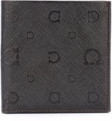 Salvatore Ferragamo Gancio billfold wallet