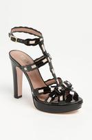 RED Valentino Patent Sandal