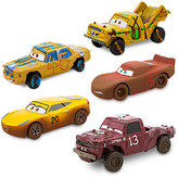Disney Cars 3 Deluxe Die Cast Set - Crazy 8 - 5-Piece