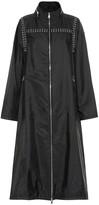 Noir Kei Ninomiya Moncler Genius 6 MONCLER nylon coat