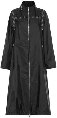 MONCLER GENIUS 6 MONCLER NOIR KEI NINOMIYA nylon coat