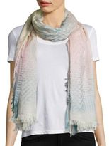 Tilo Geometry Cotton Scarf