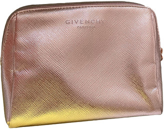 Givenchy Pink Synthetic Travel bags