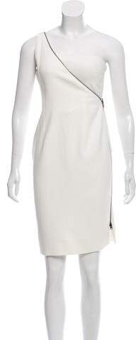 Tom Ford Layered One-Shoulder Dress w/ Tags