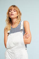 Harlyn Embroidered Floral Overalls