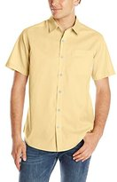 Columbia Men's Thompson Hill Solid Short-Sleeve Shirt