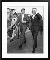 Sonic Editions Martin and Sinatra (Framed)