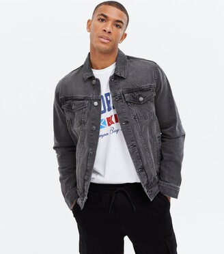 New Look Rinse Wash Denim Jacket