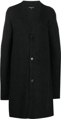 Ann Demeulemeester Long-Sleeve Cardi-Coat