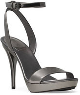 MICHAEL Michael Kors Catarina Mirror Shine Platform Sandals