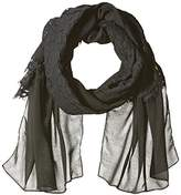 Calvin Klein Women's All Over Lace Scarf