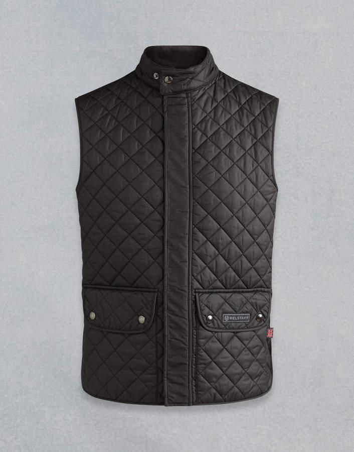 Belstaff The Waistcoat Black