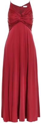 Zimmermann Silk Ruched Picnic Dress