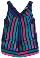 Marc by Marc Jacobs MultiColor Striped Tank