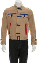 DSQUARED2 Belted Rain Jacket