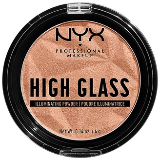 NYX High Glass Illuminating Powder (Various Shades) - Daytime Halo