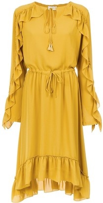 Olympiah Juli long sleeve dress