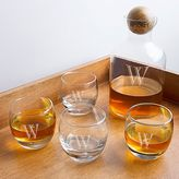 Cathy's Concepts Cathys concepts 5-pc. Monogram Whiskey Decanter Set