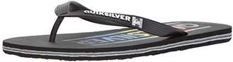 Quiksilver Men's Molokai Wordmark Sandal