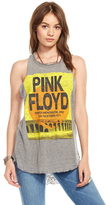 Chaser Pink Floyd Pompeii Tank in Streaky Grey