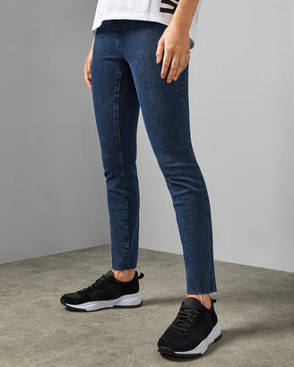 Ted Baker MAGOLO Raw hem skinny jeans